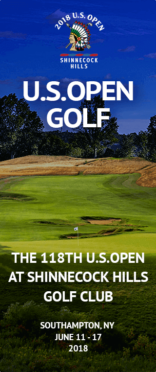 Image result for US Open Golf 2018